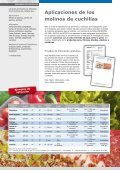 Molienda y homogeneización con molinos de cuchillas - Page 4