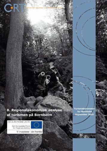 Regionaløkonomisk analyse af turismen på Bornholm - Destination ...
