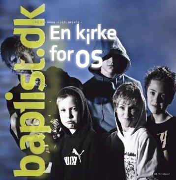 ‹ Nr. 1 ›‹ 2009 ›‹ 156. årgang › - Baptistkirken i Danmark
