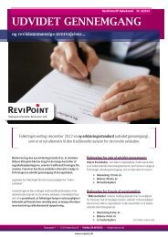 Revision og udvidet gennemgang_ReviPoint.indd