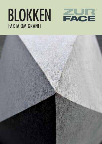 Fakta om granit - Zurface