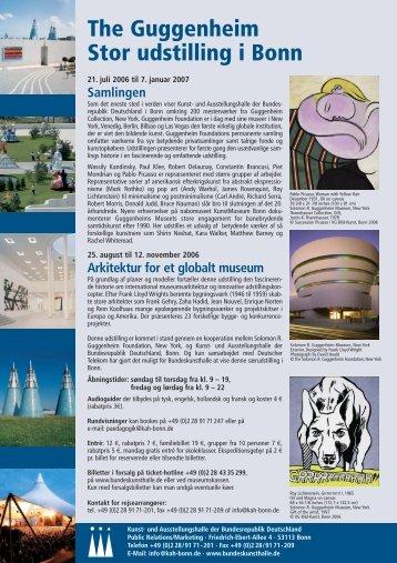 Flyer Gugenheim (D.nisch) - Bonn Region