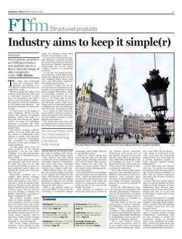 May 14 (Pdf) - Financial Times - FT.com