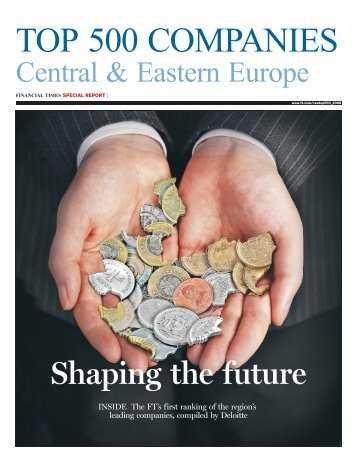 Central & Eastern Europe - Financial Times - FT.com