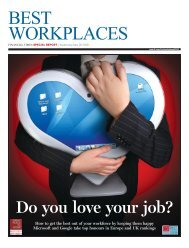 How to get the best out of your workforce by keeping them happy ...