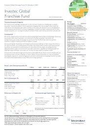 Investec Global Franchise Fund - fundinfo.com