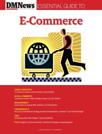 Essential Guide to E-commerce - Haymarket Media Group