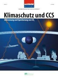 Abtrennung und Speicherung von CO2