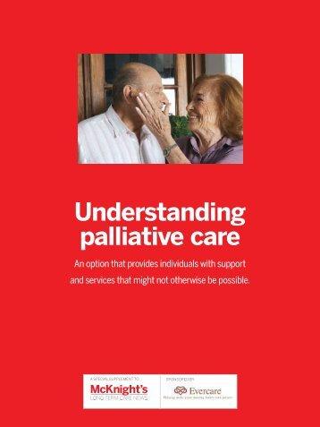 Understanding palliative care - Haymarket Media Group