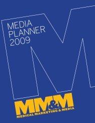 MEDIA PLANNER 2009 - Haymarket Media Group
