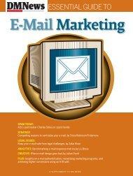 Essential Guide to E-mail Marketing - Haymarket