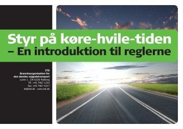 ITD Køre-hvile-tids folder - August 2012.indd