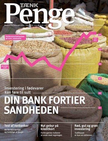 DiN BaNk foRTieR saNDheDeN - Ribergård & Munk