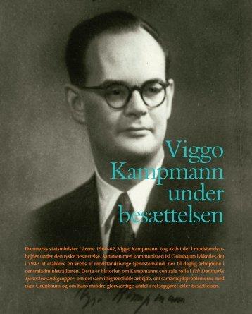 Viggo Kampmann under besættelsen - Siden Saxo
