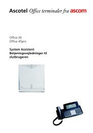 Office 45 System Assistent
