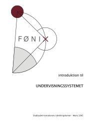 Introduktion til UVS - Københavns Universitet
