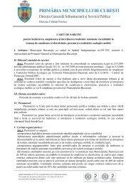 Caiet de Sarcini - HotNews.ro