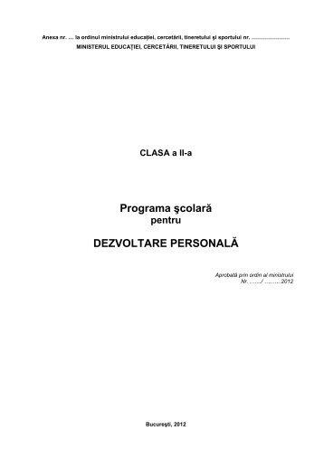 Dezvoltare personala - HotNews.ro
