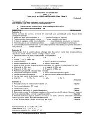 Chimie anorganică - DMS