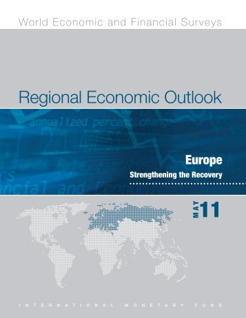 Regional Economic Outlook; Europe: Strengthening the ... - IMF