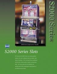 S2000 Series Slots