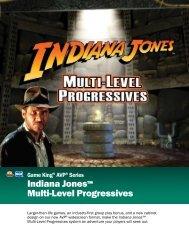 Indiana Jones™ Multi-Level Progressives - IGT.com