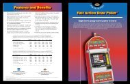 Features and Benefits Fast Action Draw Poker™ - IGT.com