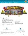Jackpot Hunter™ Mystery Progressives - IGT - Page 4