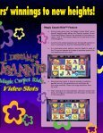 I Dream of Jeannie® Magic Carpet Ride™ Video Slots - IGT.com - Page 3