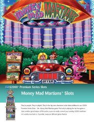 Money Mad Martians™ Slots - IGT.com
