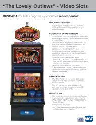 """The Lovely Outlaws"" - Video Slots"