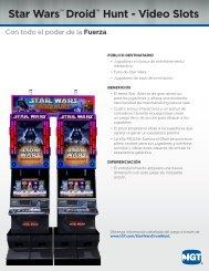 Star Wars™ Droid™ Hunt - Video Slots - IGT