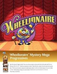Wheelionaire™ Mystery Mega Progressives - IGT.com