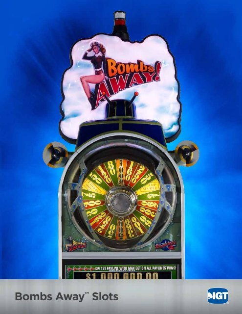 Bombs Away™ Slots - IGT.com