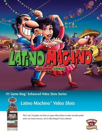 Latino Machino™ Video Slots - IGT