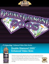 Double Diamond 2005™ Enhanced Video Slots - IGT.com