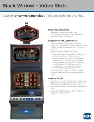 Black Widow® - Video Slots