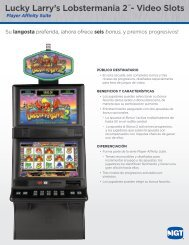 Lucky Larry's Lobstermania 2™- Video Slots