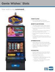 Genie Wishes™ Slots