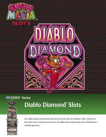 Diablo Diamond™ Slots - IGT.com