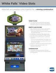 White Falls™ Video Slots