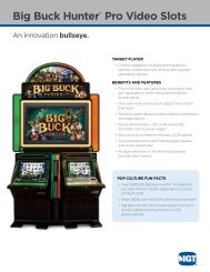 Big Buck Hunter® Pro Video Slots