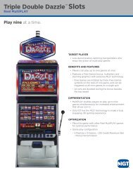 Triple Double Dazzle™ Slots - IGT