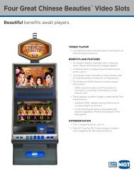Four Great Chinese Beauties™ Video Slots