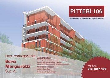 Brochure - Milano - Residenza Pitteri