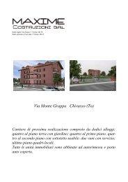 CAPITOLATO CONDOMINIO - Immobiliare.it