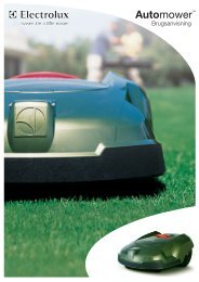 Automower - Electrolux-ui.com