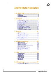 9.5 Rapporten - PDF - Projekt MAOV