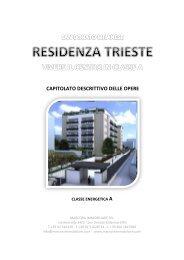 CAPITOLATO DESCRITTIVO DELLE OPERE - Immobiliare.it