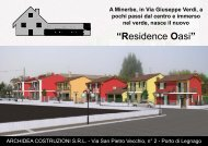 """ O ""Residence Oasi"" - Immobiliare.it"